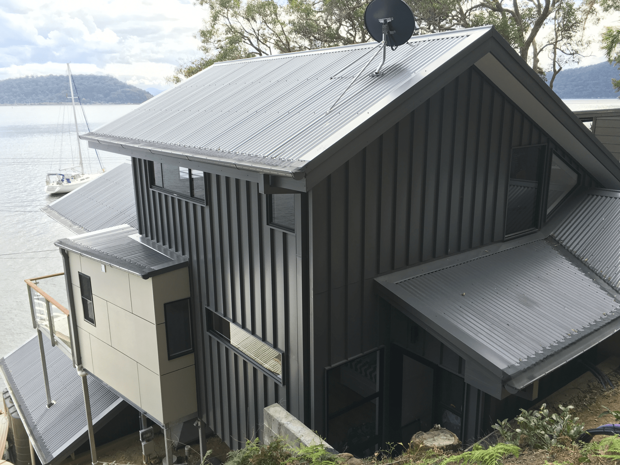 Nail Strip Roofing & Cladding - Hawkesburry