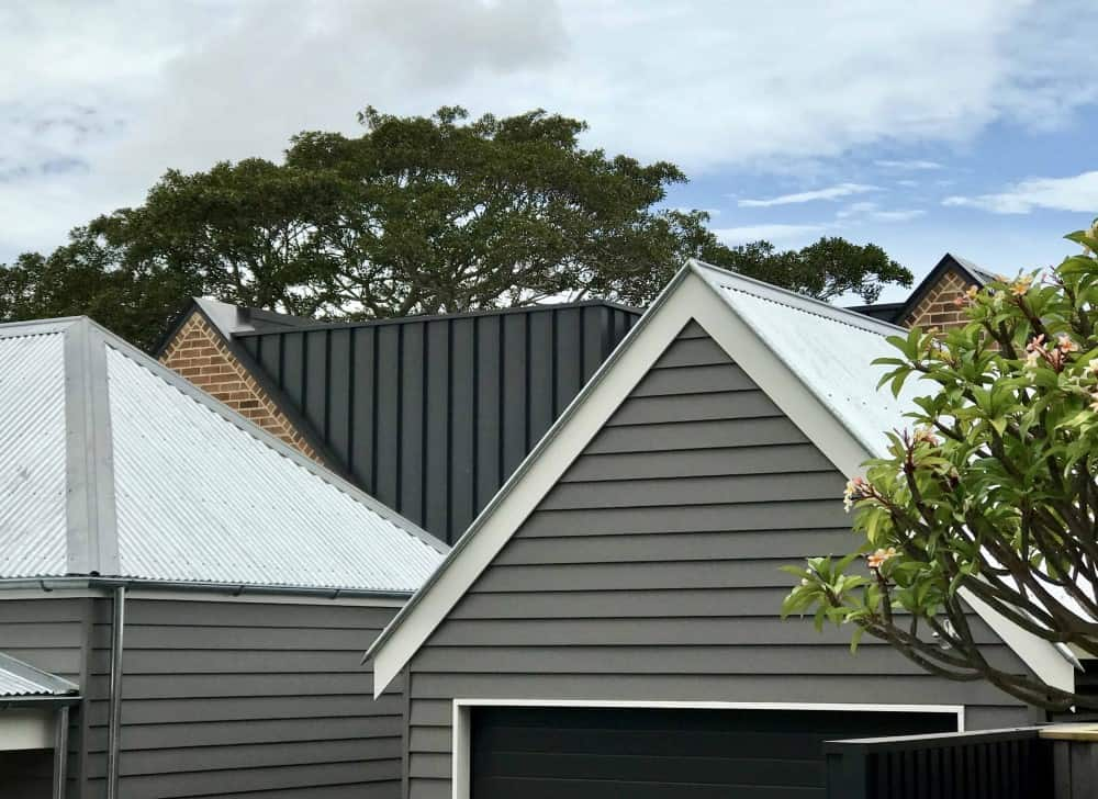 Nail Strip on Gable Residential Property Rozelle