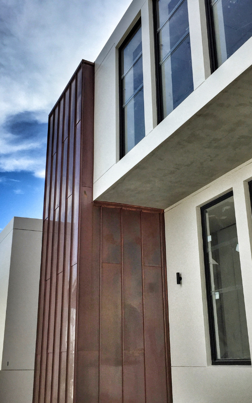 Copper - Standing Seam