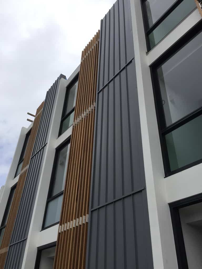 Grey Nailstrip - No1 Architectural Panel Systems
