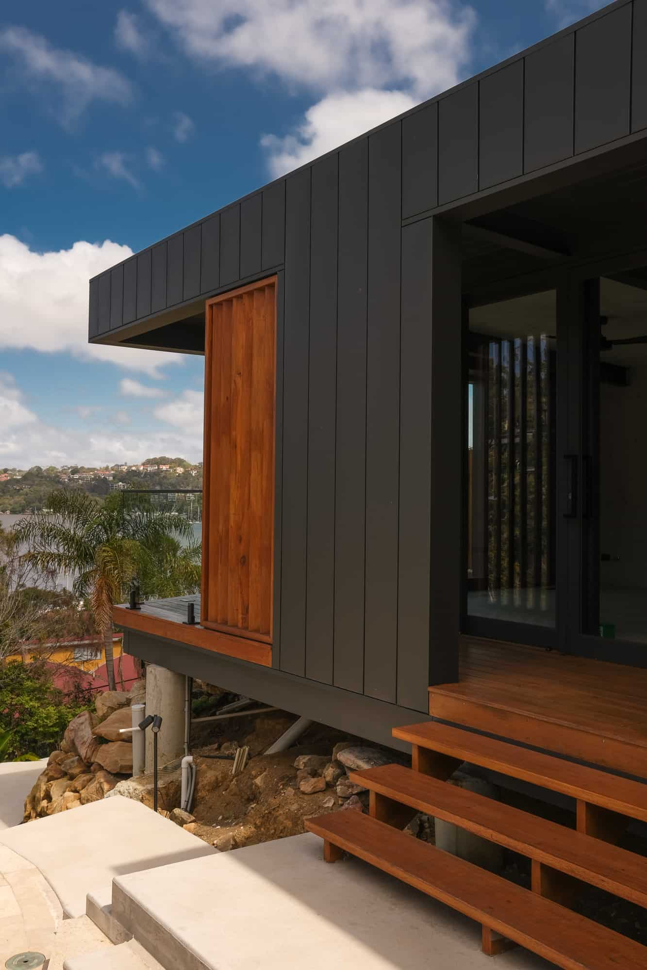 Interlocking Panel At Seaforth Property