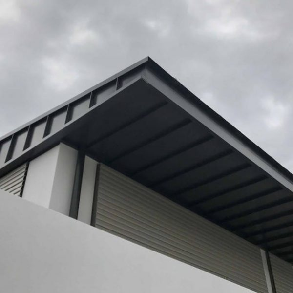 The Sharply Defined 45mm High Ribs Gives-These Panels A Special Character